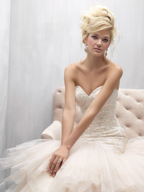 Madison James Wedding Dress MJ257