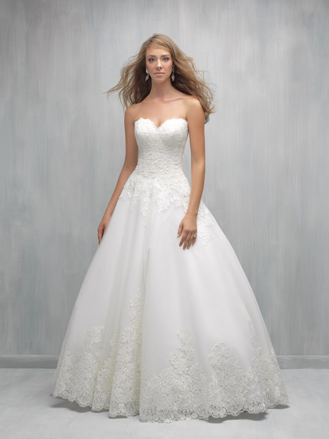 Madison James Wedding Dress MJ266