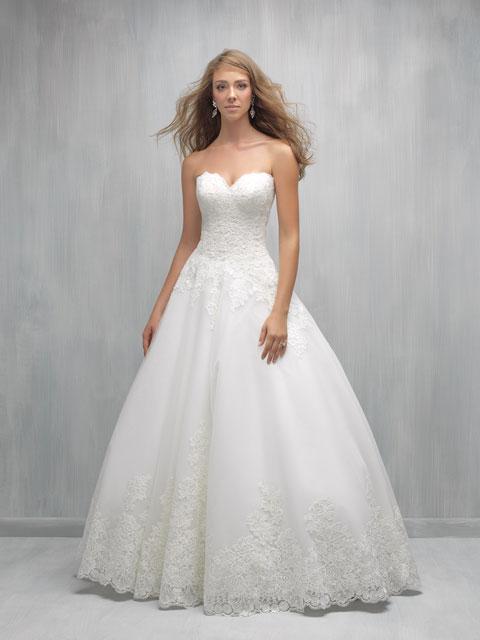Madison James Wedding Dress MJ266