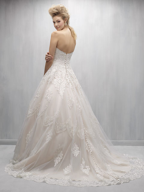 Madison James Wedding Dress MJ269