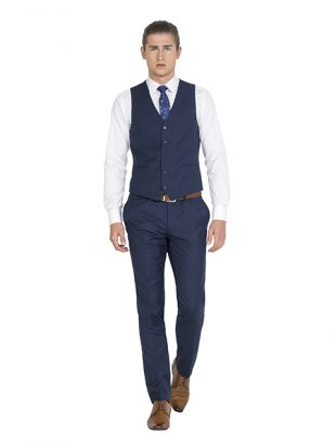 IV044 Tailored Lounge Vest