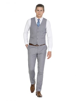 IV043 Tailored Fit Lounge Vest