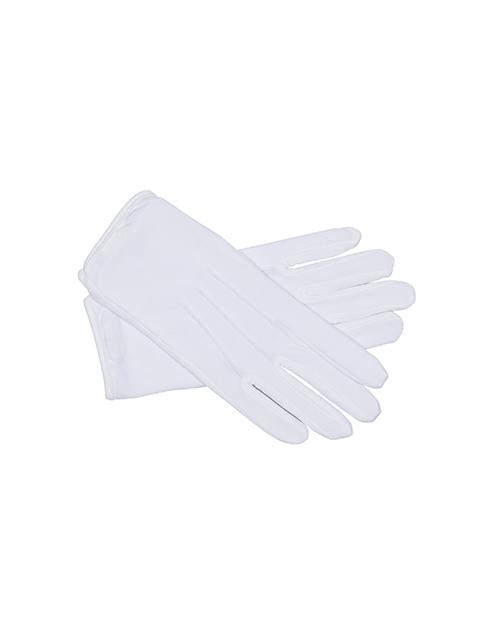 Men's White Formal Gloves