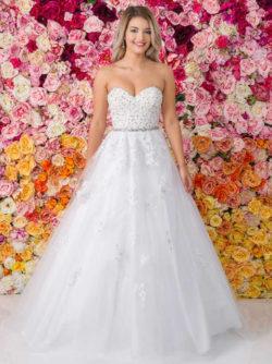 Allure Debutante Gown 15-126