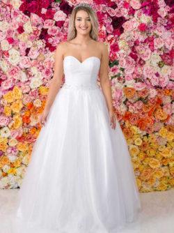 Allure Debutante Gown G211