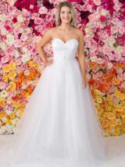 Allure Debutante Gown G213
