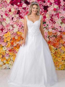 Allure Debutante Gown G232