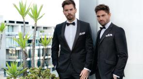 Lifestyle Shoot - Ferrari Formalwear