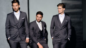 Ferrari Menswear Lifestyle Shoot