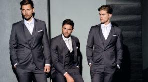 Ferrari Menswear Lifestyle Shoot