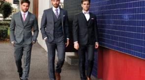 Ferrari Formalwear Groomsmen