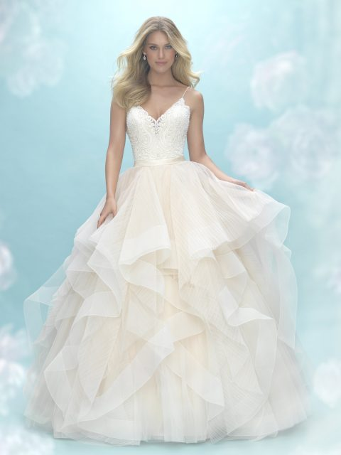 Allure Bridal Style 9450 wedding gown