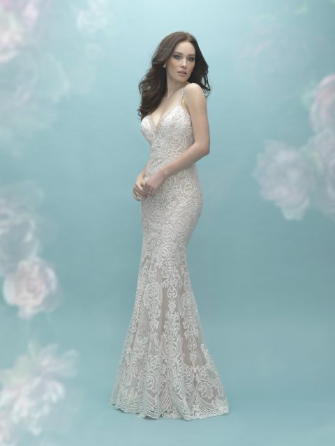 Crystal beading allure 9452