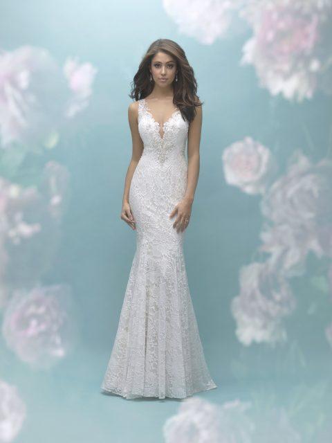 Floral lace allure 9460
