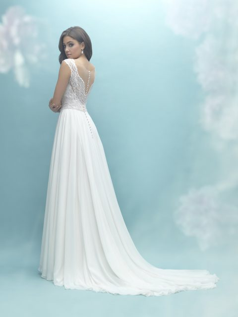 Back view allure 9467