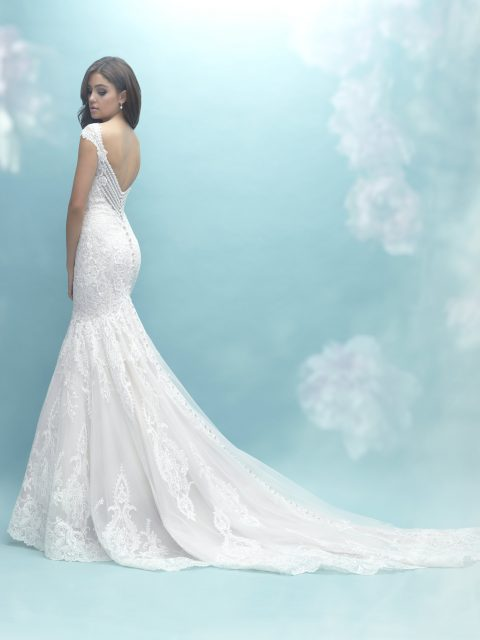 back view allure 9471