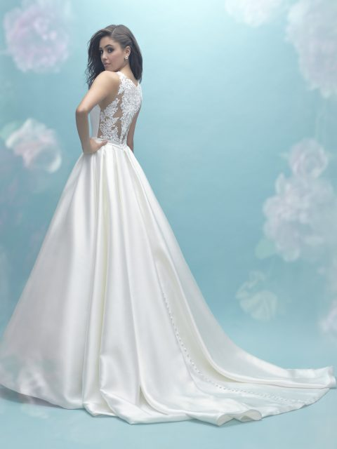 back view allure 9473
