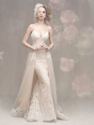 strappy lace allure couture c458