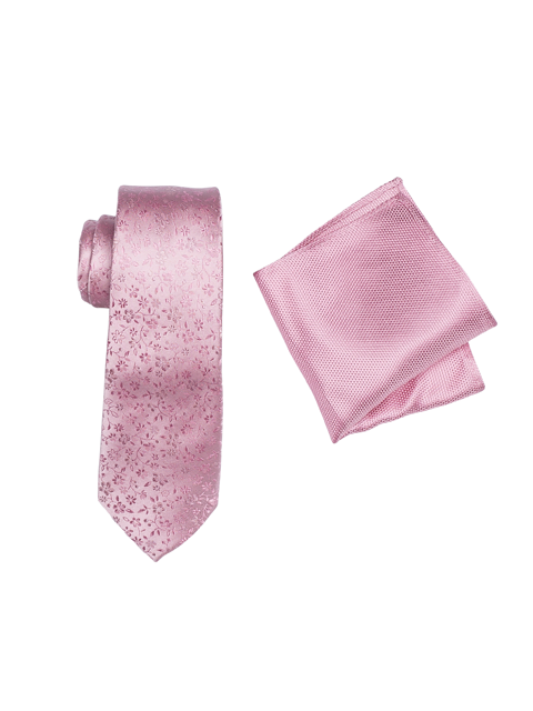 Tie Pocket Square ZTH041 Pink
