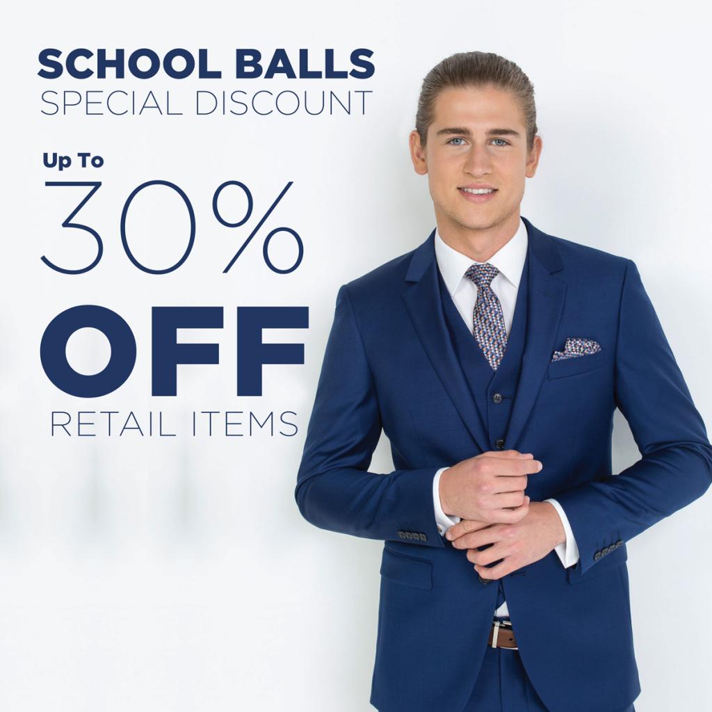 School Balls Discount