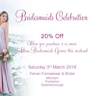Bridesmaids Day Out