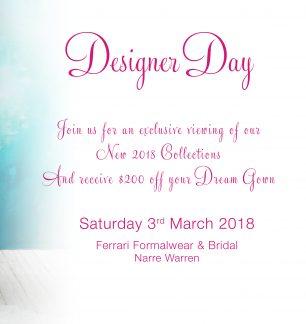 Narre Warren Fountain Gate Designer Day