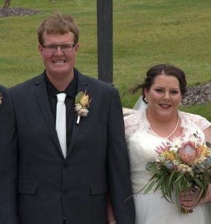 ferrari formalwear bridal real weddings country rustic wedding
