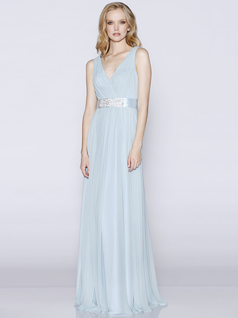 LD1029 Les Demoiselles Bridesmaid Dress Dove
