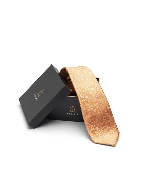 Tie Pocket Square ZTH041 Orange