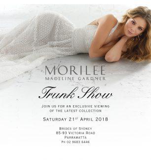 Mori Lee Trunk Show - Parramatta