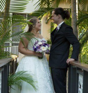 ferrari formalwear & bridal real weddings garden wedding