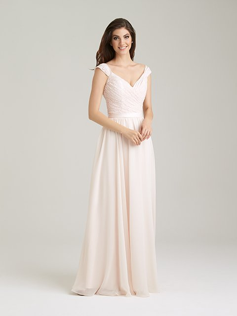 1463 Allure Bridesmaid Dress