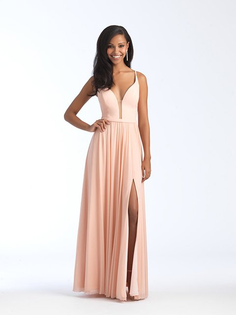 1557 Allure Bridesmaid Dress
