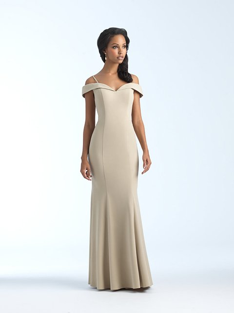 1560 Allure Bridesmaid Dress