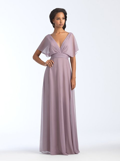 1562 Allure Bridesmaid Dress