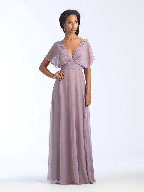 1562 Allure Bridesmaid Dress