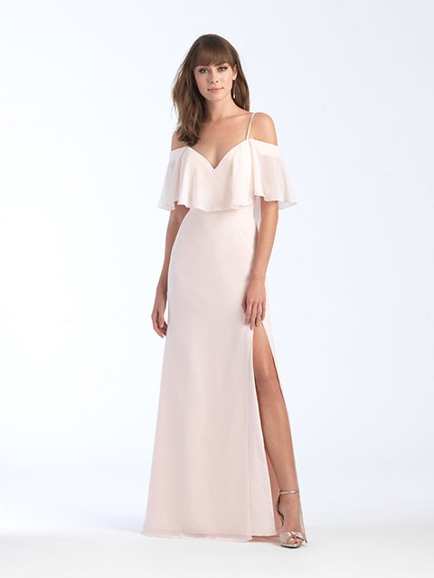 1563 Allure Bridesmaid Dress