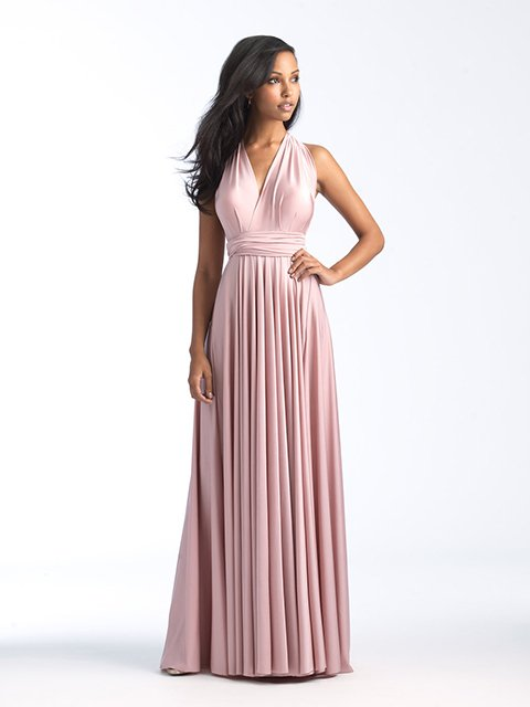1566 Allure Bridesmaid Dress