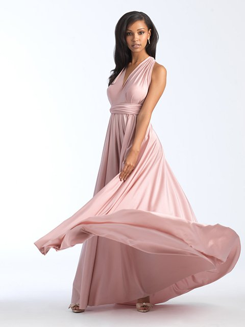 1566 Allure Bridesmaid Dress
