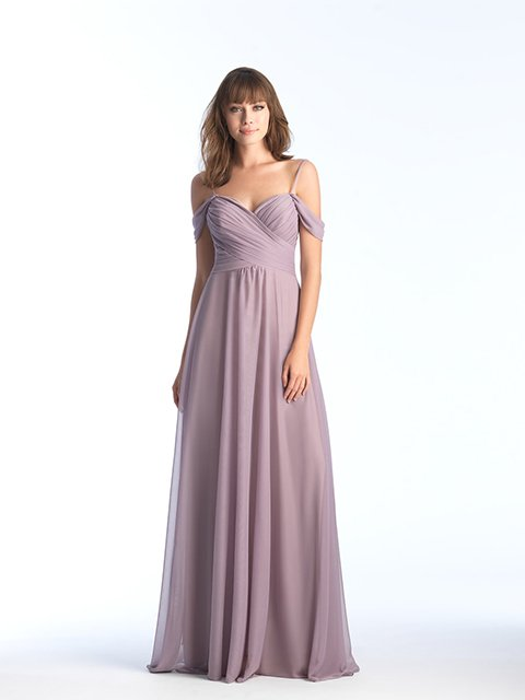 1567 Allure Bridesmaid Dress