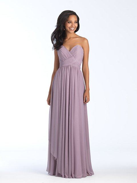 1569 Allure Bridesmaid Dress