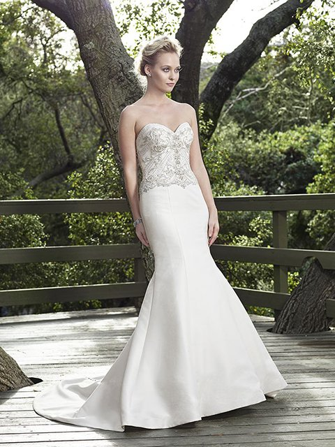 2251 Willow Casablanca Bridal Gown
