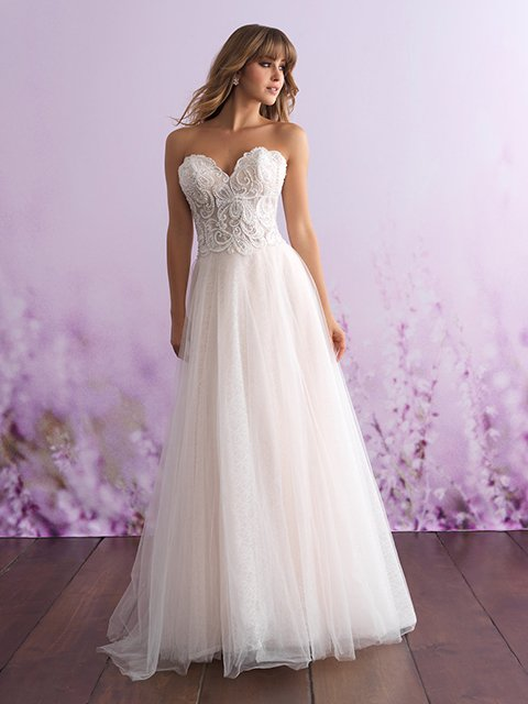 48e4b316974 Allure Bridals Romance - Allure Wedding Dresses Sydney