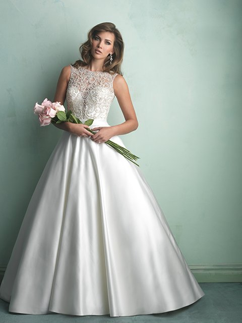 9152 Allure Bridals Wedding Dress