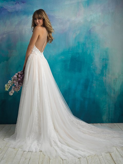 9505 Allure Bridals Wedding Dress