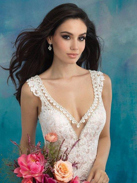 9513 Allure Bridals Wedding Dress