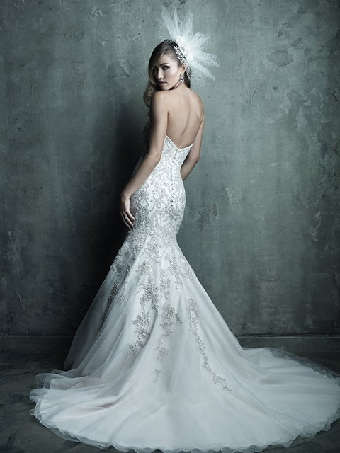 C283 Allure Couture Bridal Gown