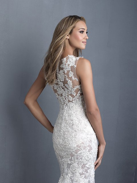 C480 Allure Couture Bridal Gown
