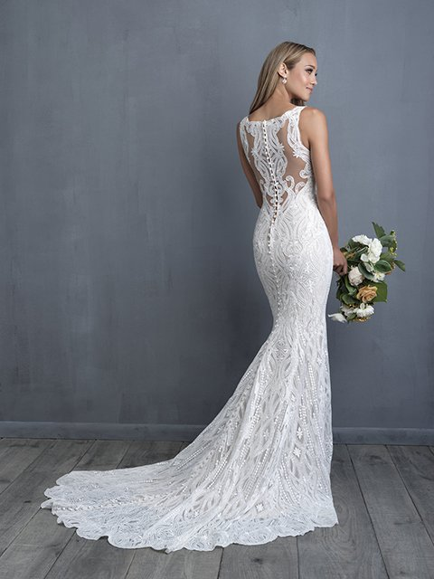 C482 Allure Couture Bridal Gown