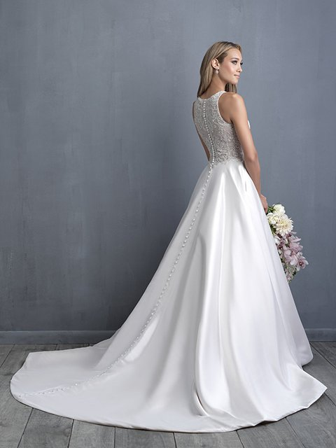 C483 Allure Couture Bridal Gown
